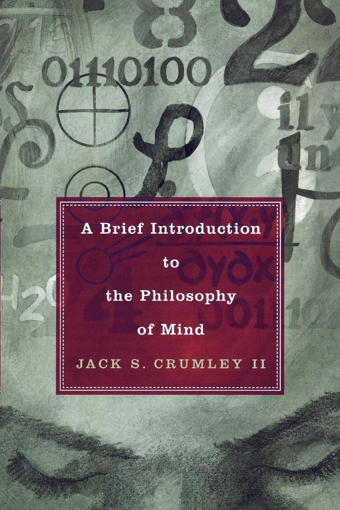 A Brief Introduction to the Philosophy of Mind als Taschenbuch
