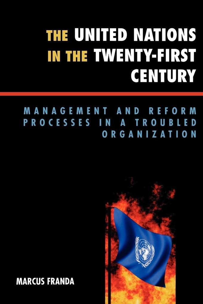 United Nations in the Twenty-First Century als Taschenbuch
