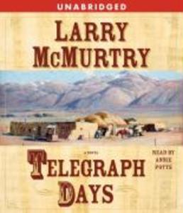Telegraph Days als Hörbuch