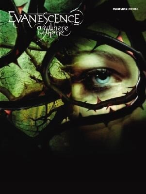 Evanescence -- Anywhere But Home: Piano/Vocal/Chords als Taschenbuch