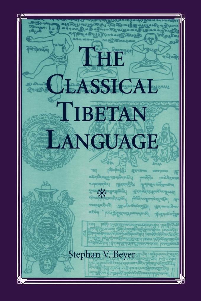 The Classical Tibetan Language als Taschenbuch