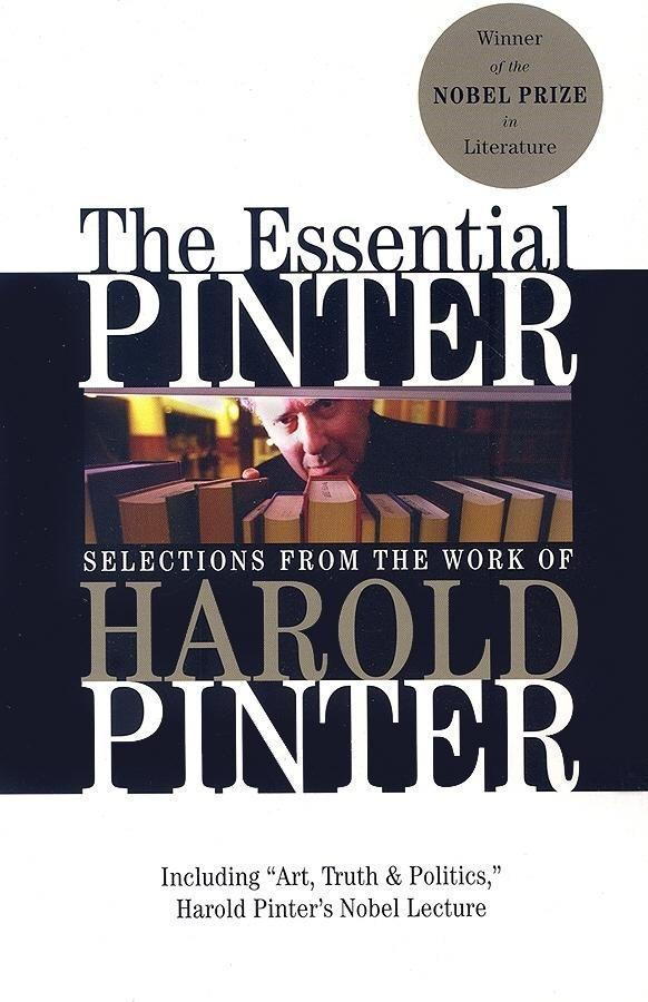 The Essential Pinter: Selections from the Work of Harold Pinter als Taschenbuch