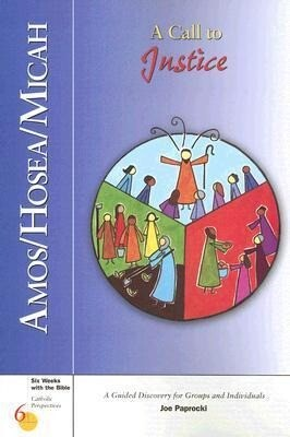 Amos/Hosea/Micah: A Call to Justice als Taschenbuch