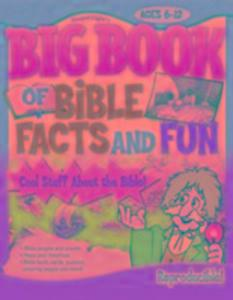 Big Book of Bible Facts and Fun als Taschenbuch