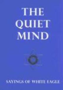 The Quiet Mind als Buch