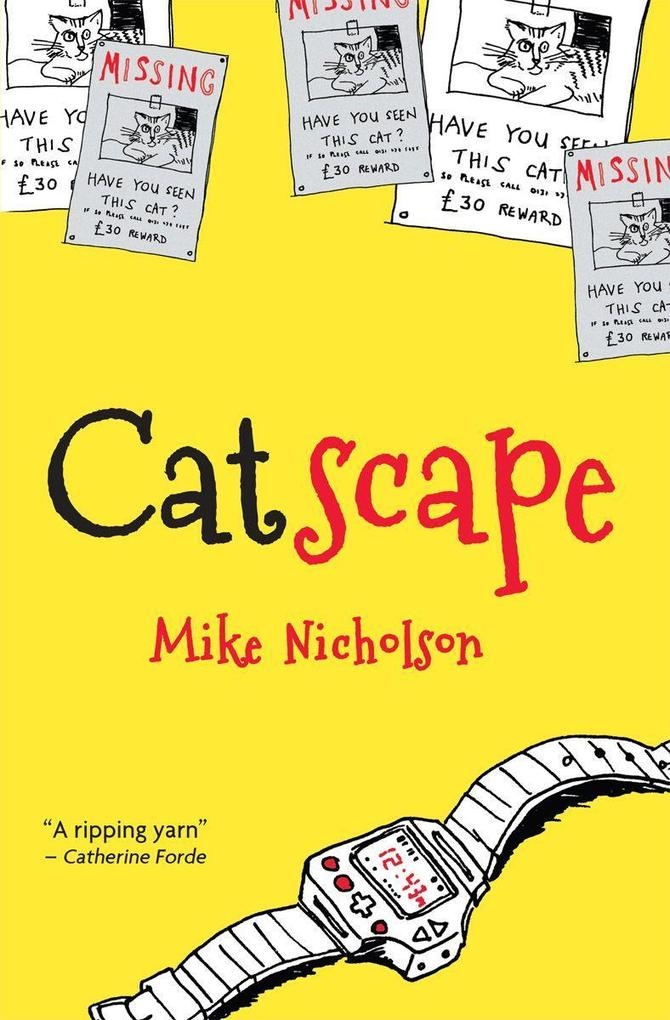 Catscape als Taschenbuch