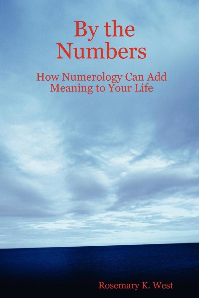 By the Numbers als Taschenbuch