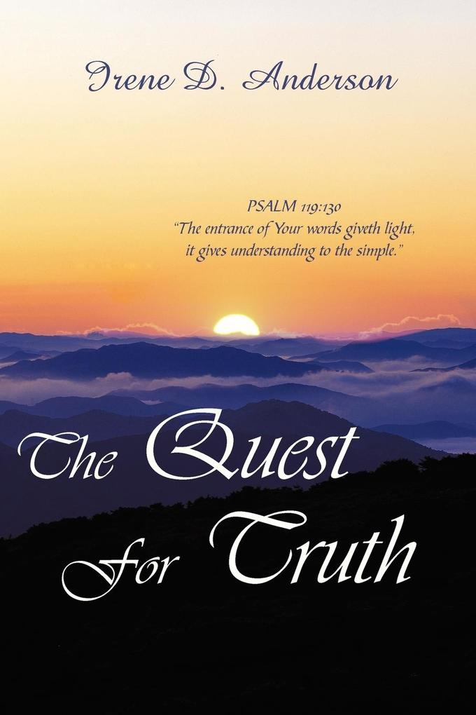 The Quest for Truth als Taschenbuch