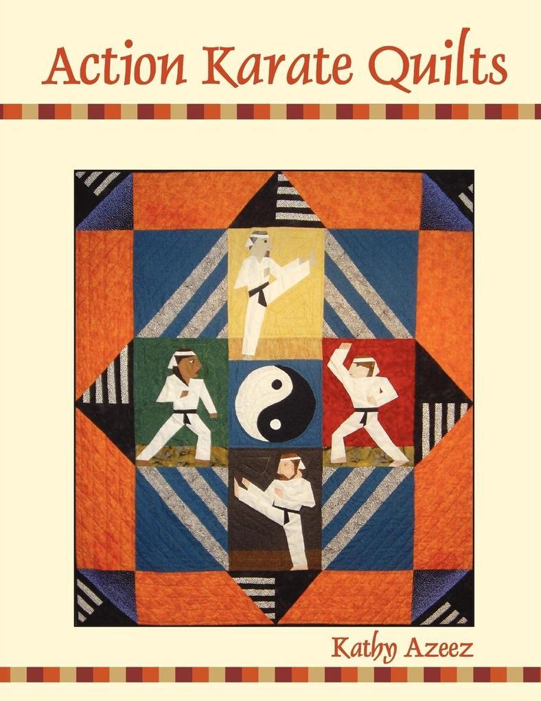 Action Karate Quilts als Taschenbuch