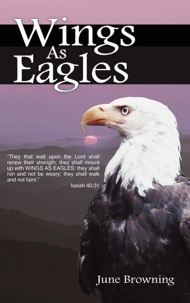 Wings as Eagles als Taschenbuch