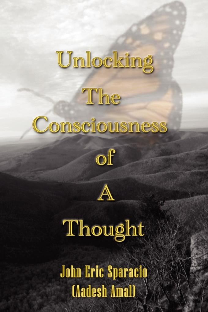 Unlocking the Consciousness of a Thought als Taschenbuch