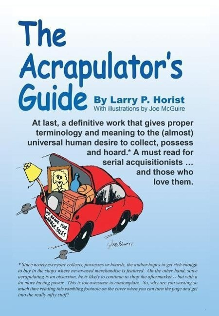 The Acrapulator's Guide als Buch