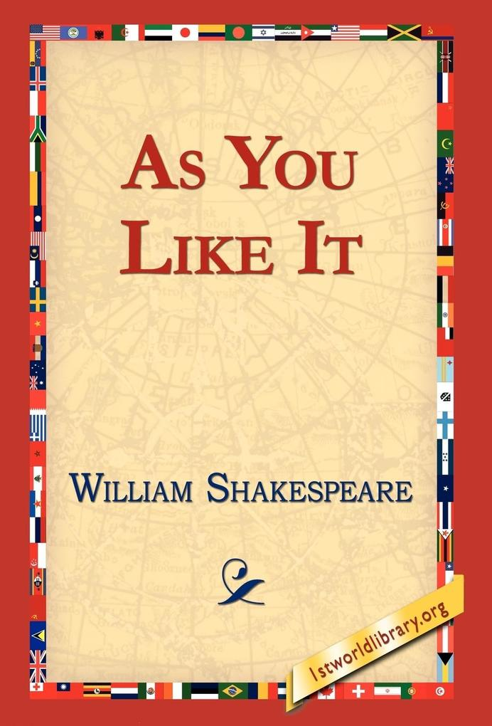 As You Like It als Buch