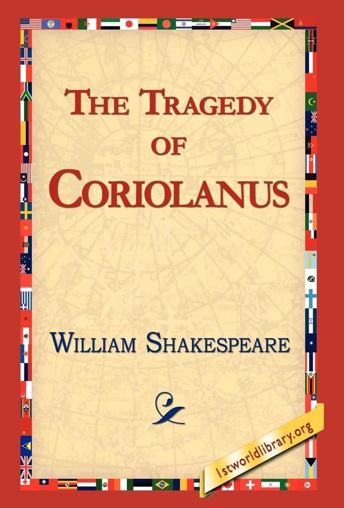 The Tragedy of Coriolanus als Buch