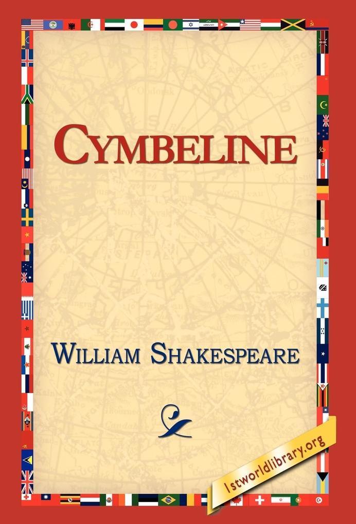Cymbeline als Buch