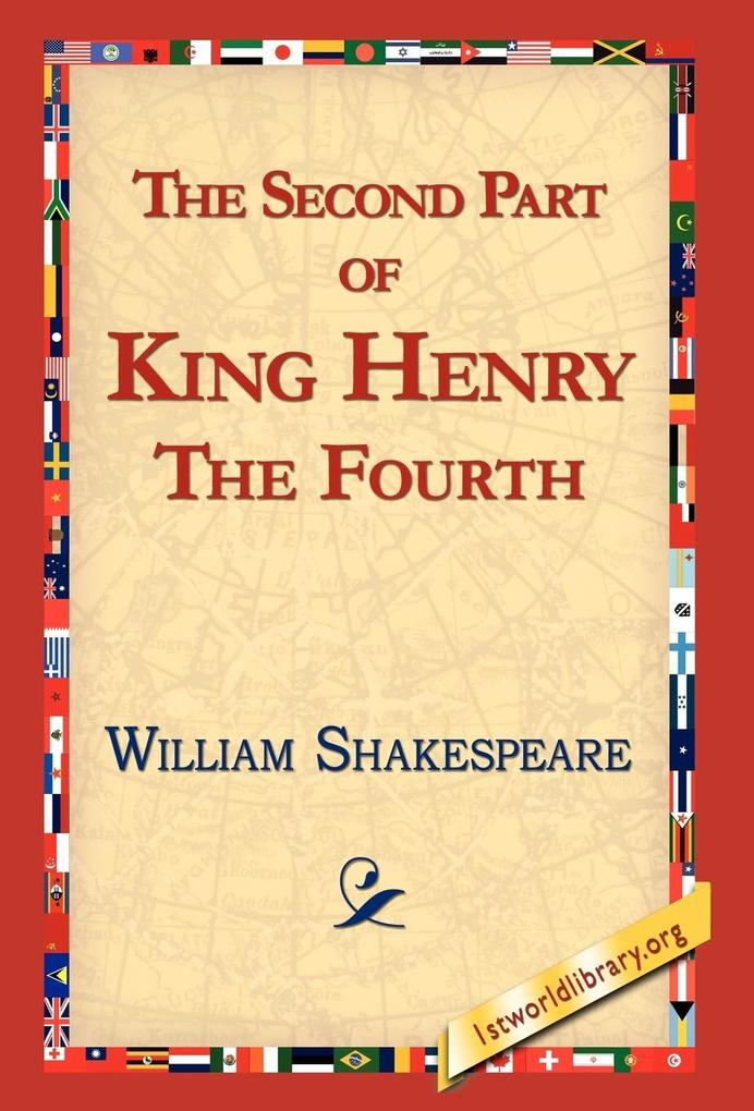 The Second Part of King Henry IV als Buch
