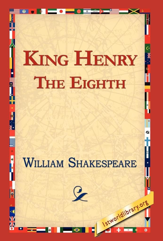 King Henry the Eighth als Buch