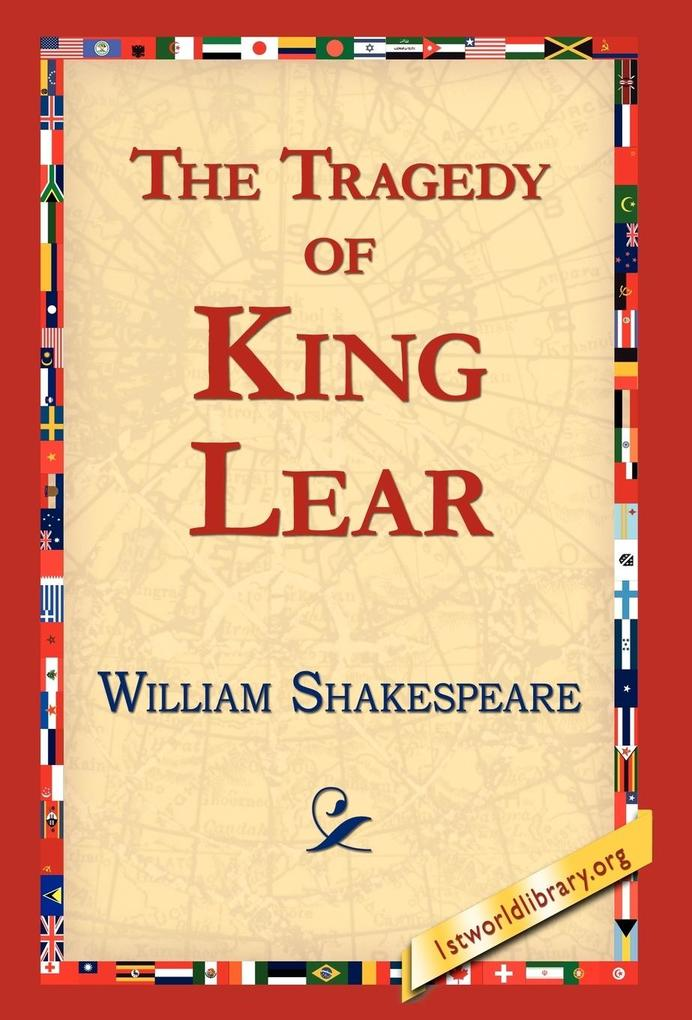 The Tragedy of King Lear als Buch