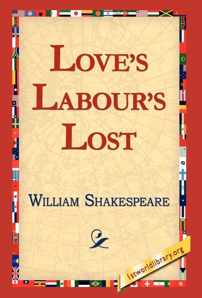 Love's Labour's Lost als Buch