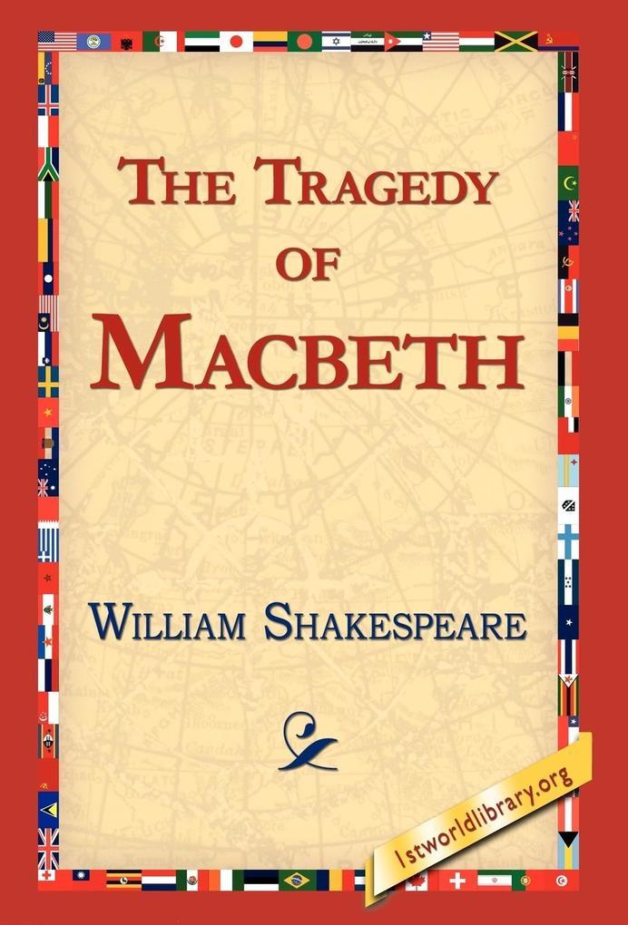 The Tragedy of Macbeth als Buch