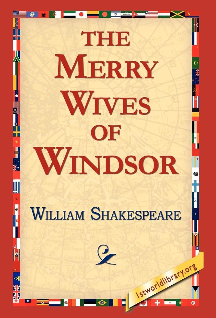 The Merry Wives of Windsor als Buch