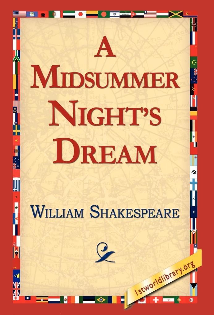 A Midsummer Night's Dream als Buch