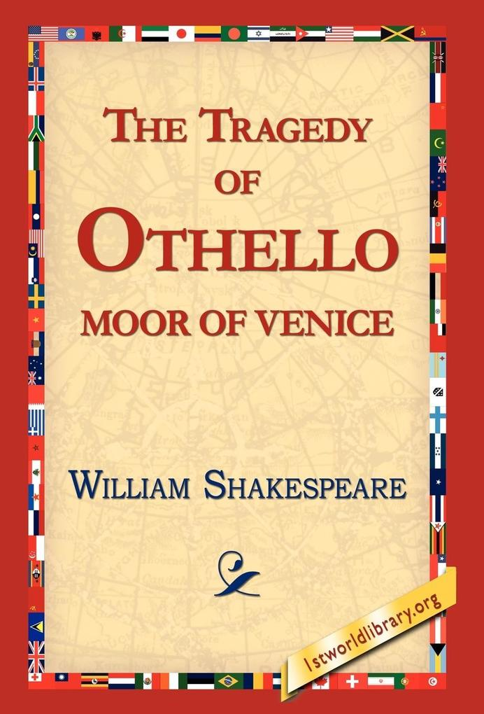 The Tragedy of Othello, Moor of Venice als Buch
