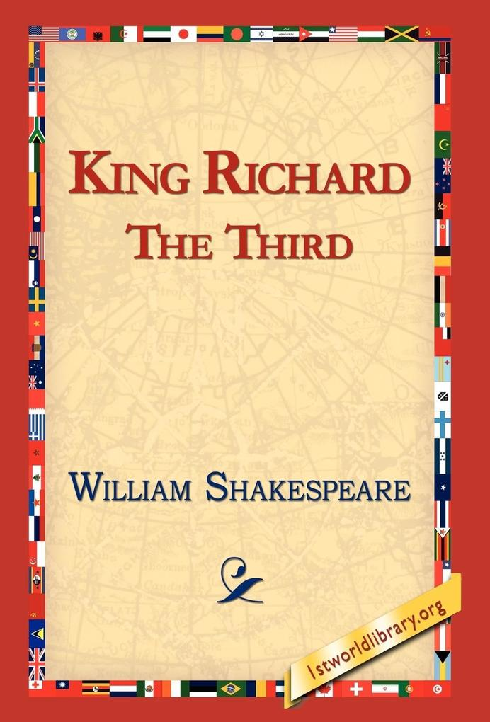 King Richard III als Buch