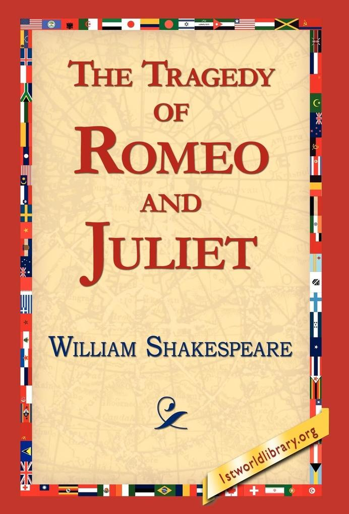 The Tragedy of Romeo and Juliet als Buch