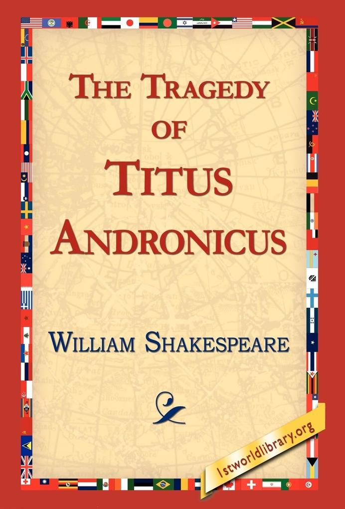 The Tragedy of Titus Andronicus als Buch
