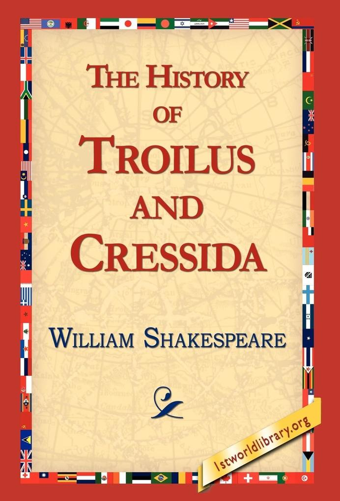 The History of Troilus and Cressida als Buch