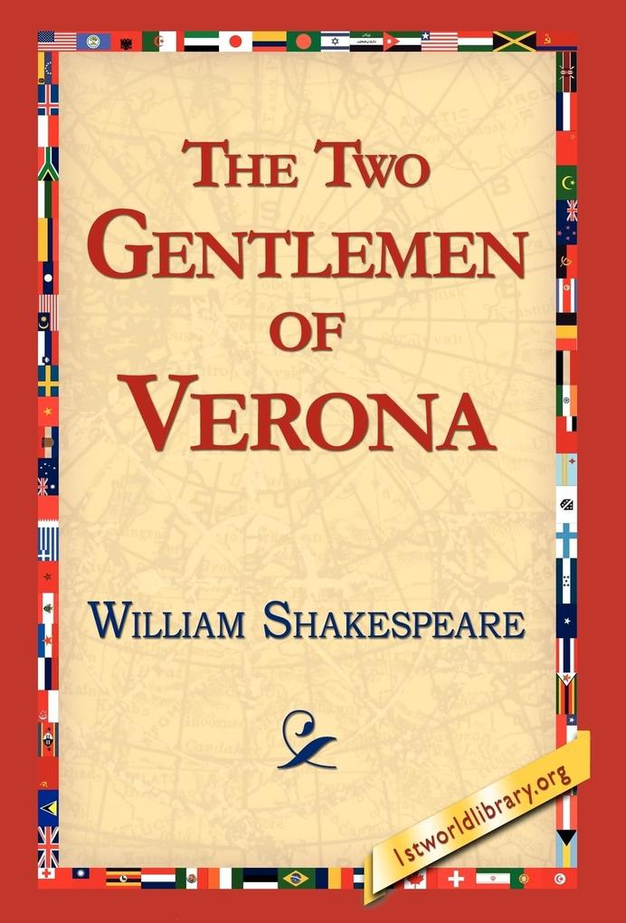 The Two Gentlemen of Verona als Buch
