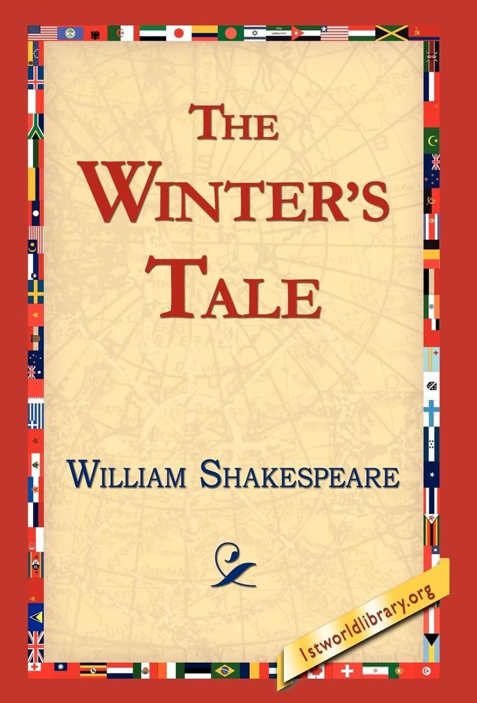 The Winter's Tale als Buch