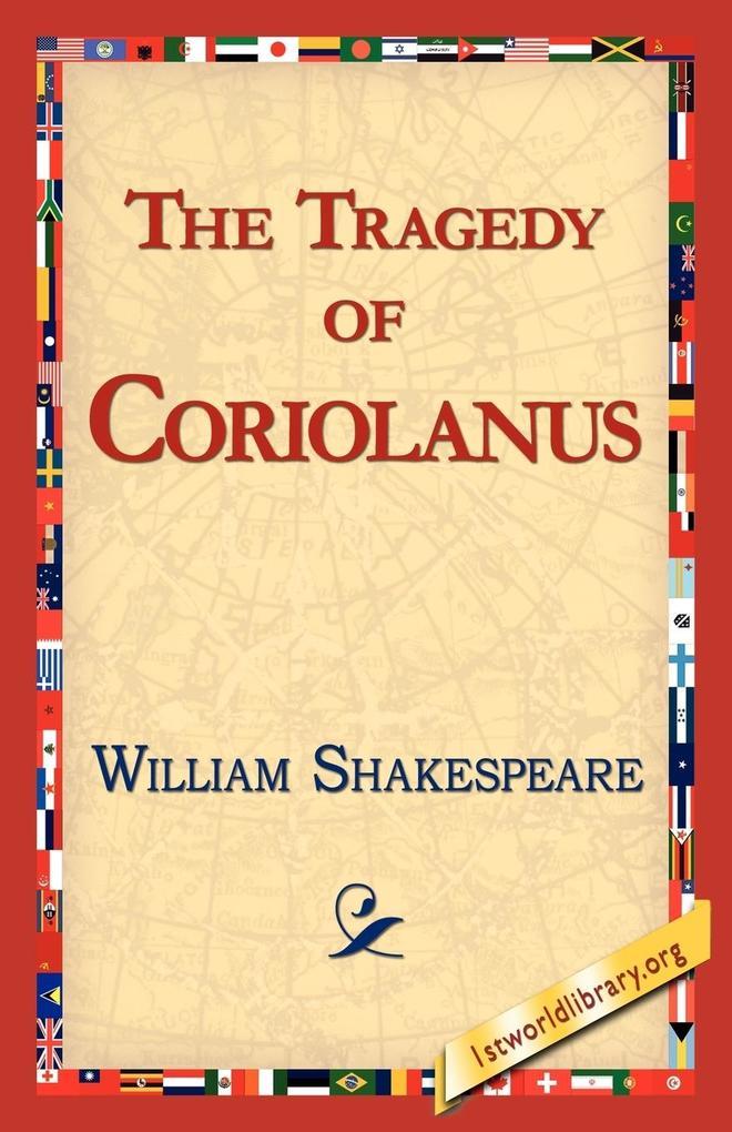 The Tragedy of Coriolanus als Taschenbuch
