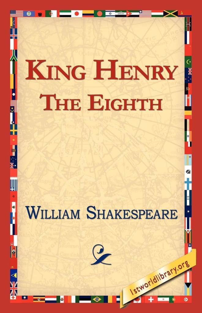 King Henry the Eighth als Taschenbuch
