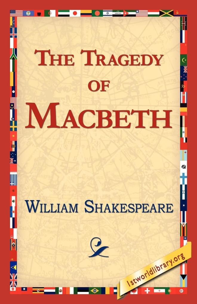 The Tragedy of Macbeth als Taschenbuch