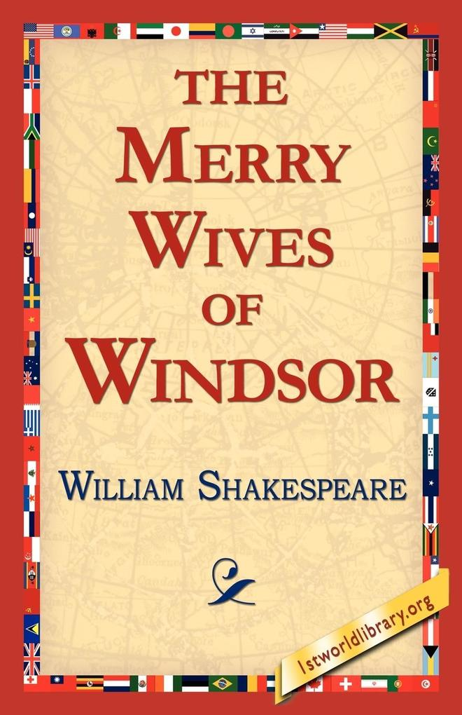 The Merry Wives of Windsor als Taschenbuch