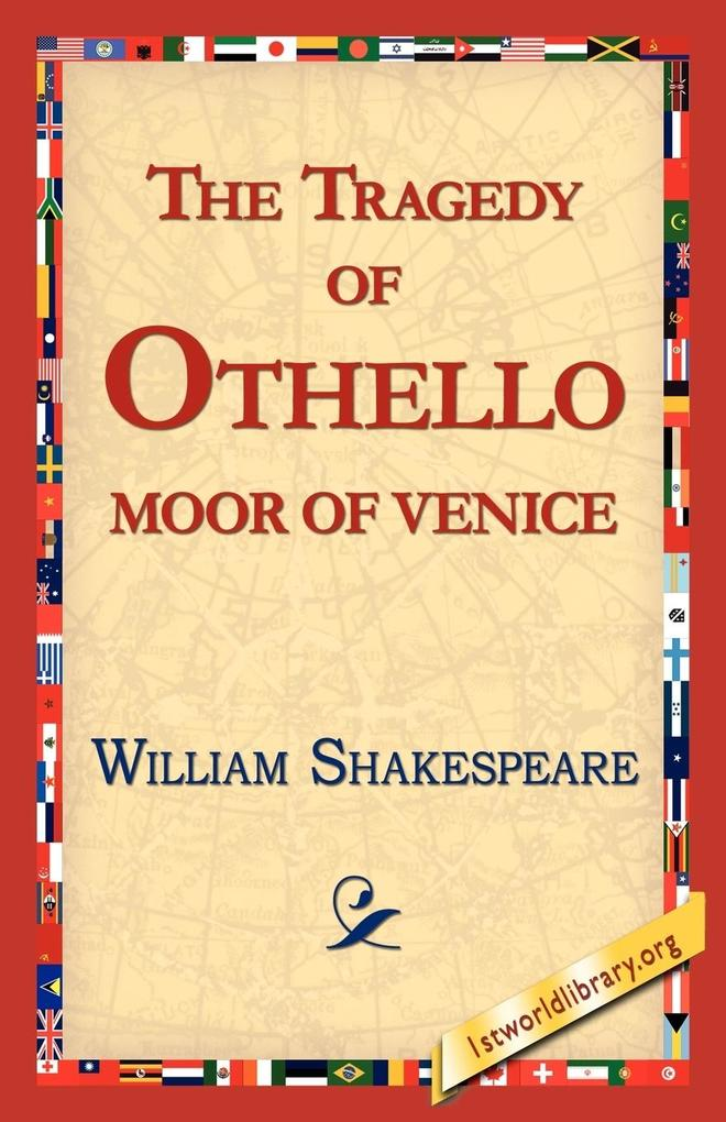 The Tragedy of Othello, Moor of Venice als Taschenbuch