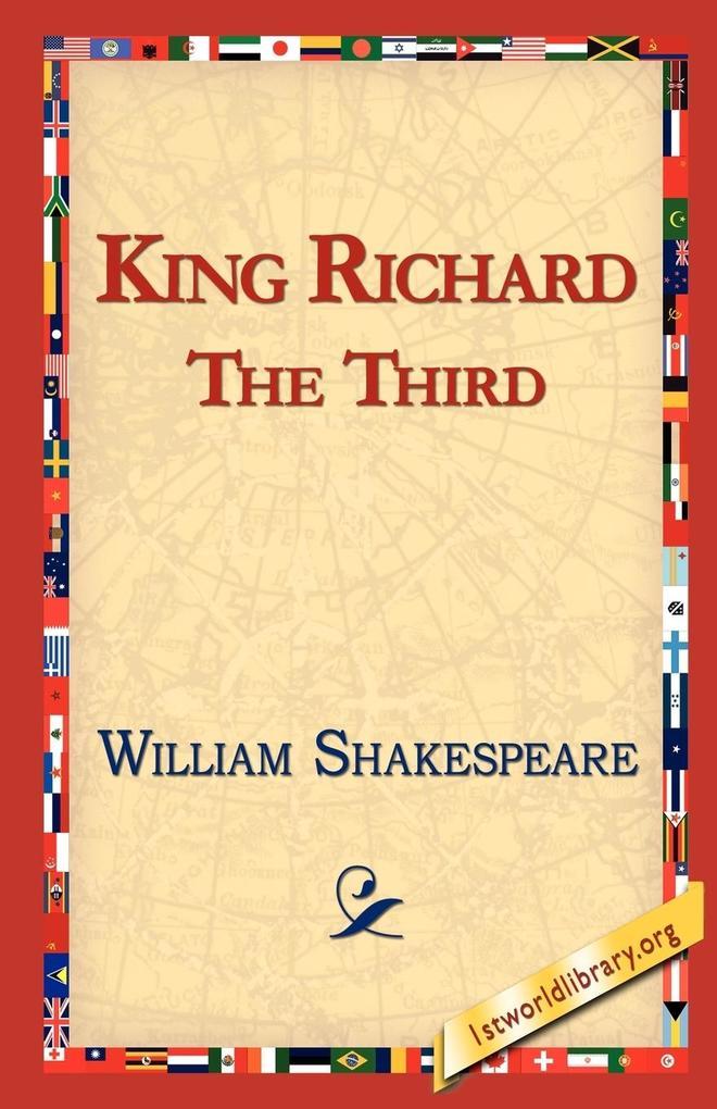 King Richard III als Taschenbuch