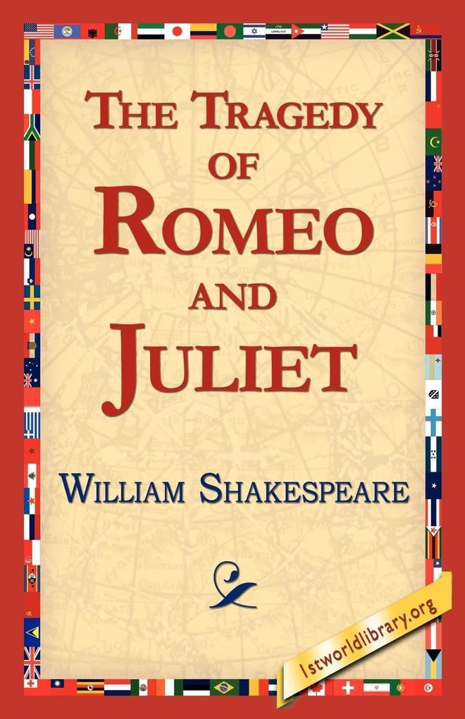 The Tragedy of Romeo and Juliet als Taschenbuch
