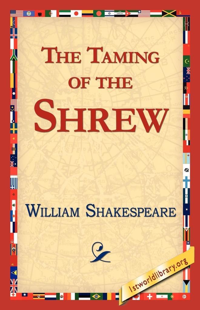 The Taming of the Shrew als Taschenbuch