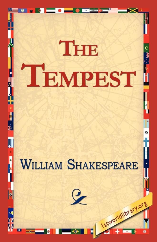 The Tempest als Taschenbuch