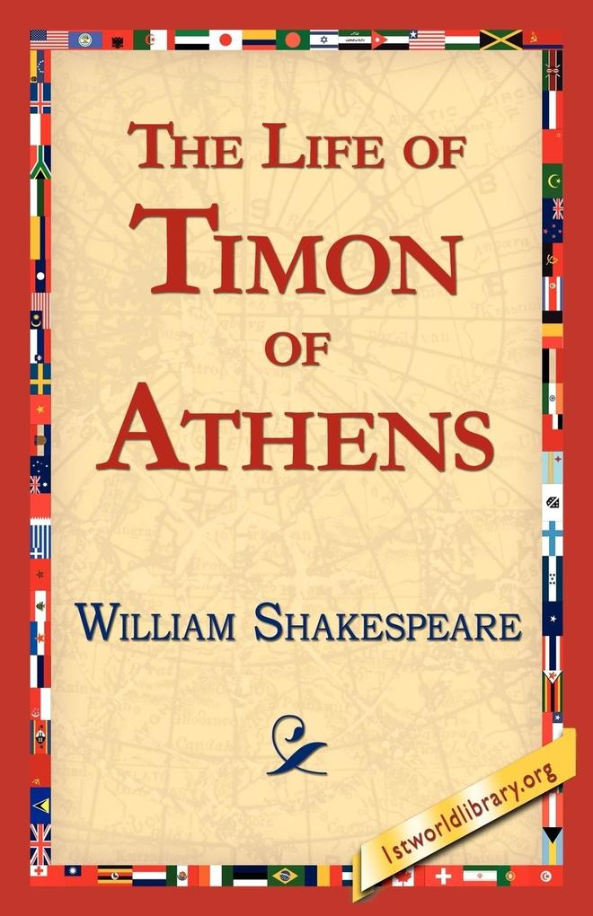 The Life of Timon of Athens als Taschenbuch
