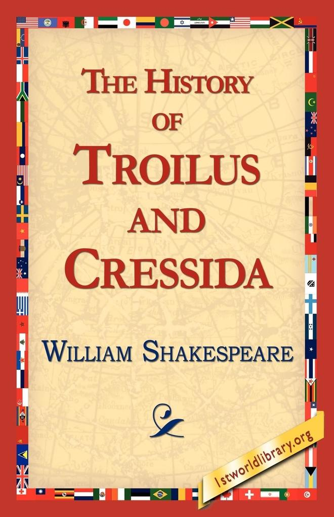 The History of Troilus and Cressida als Taschenbuch