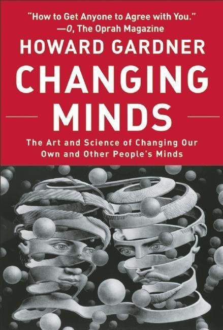 Changing Minds als Buch