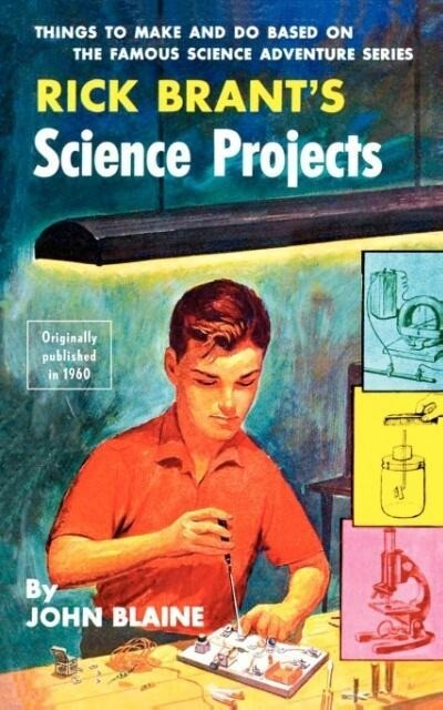 Rick Brant's Science Projects als Taschenbuch