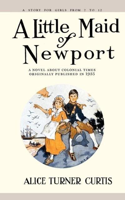 A Little Maid of Newport als Taschenbuch
