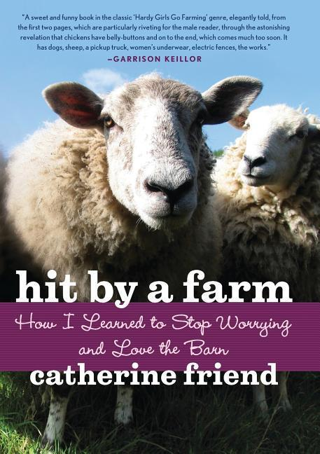 Hit by a Farm: How I Learned to Stop Worrying and Love the Barn als Taschenbuch