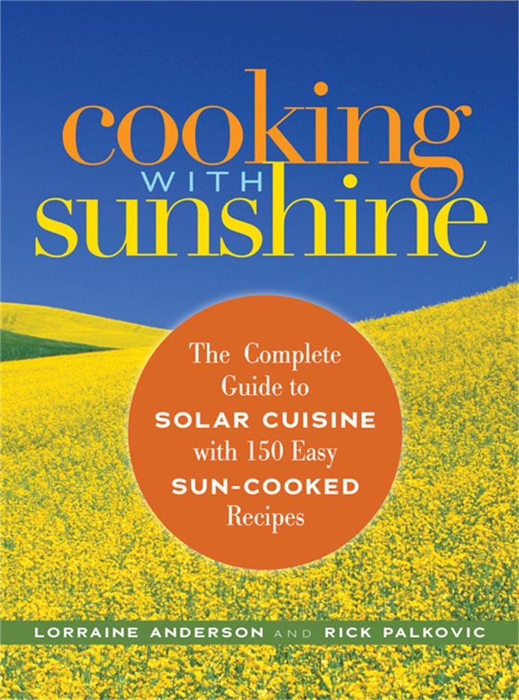 Cooking with Sunshine als Taschenbuch
