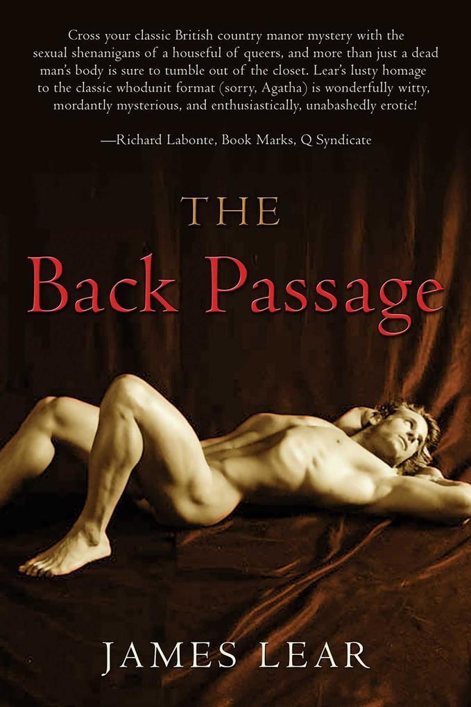 The Back Passage als Taschenbuch